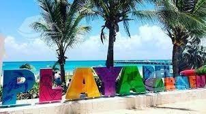 Casa En Renta En Playa Del Carmen/riviera Maya/lunamar