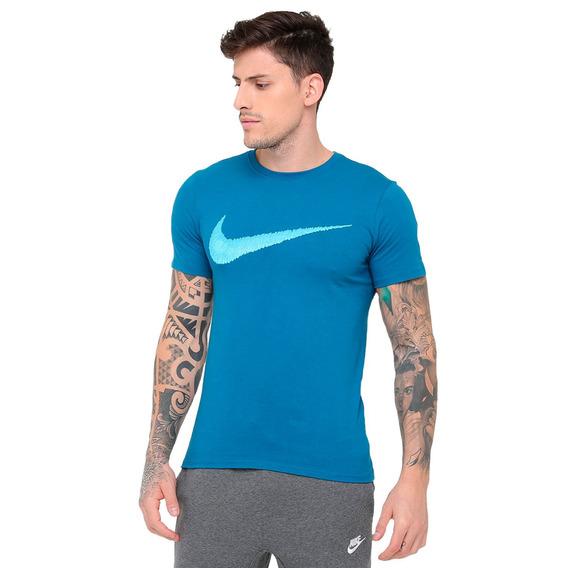 Camiseta Nike Tee Hangtag Swoosh Masculina