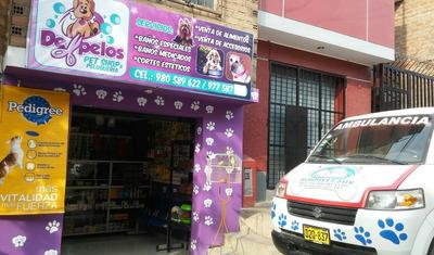 Se Alquila Local Comercia A S/500.00 Precio De Locura!