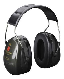 Protector Auditivo 3m Peltor Optime 2 H520a, Db31 Certif.!!
