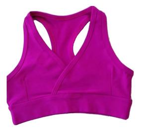 Kit 5 Tops Fitness Suplex Poliamida