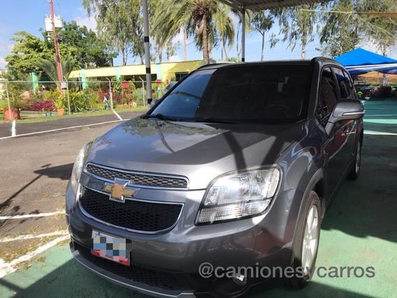 Chevrolet Orlando 2.2 Gris 2014