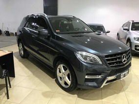 Mercedes Benz Ml 3.5 Ml350 4matic Sport B.efficiency 2014