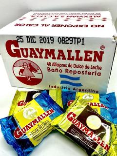 Alfajor Guaymallén Simple- 40 Unidades/ Surtidos.