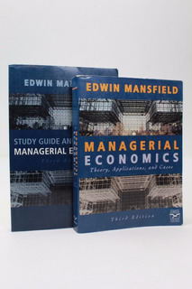 Managerial Economics 2 Tomos Edwin Mansfield F7r