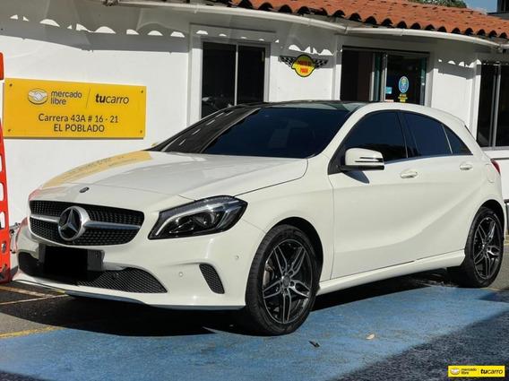Mercedes Benz Clase A A 200 At 1600