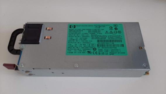 Fonte Servidor Hp 1200w Modelo Dps-1200fb-1a Rev 04f