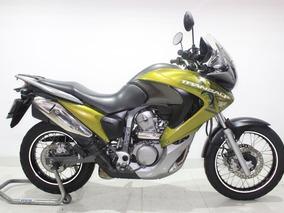 Honda Xl 700 V Transalp 2012 Verde