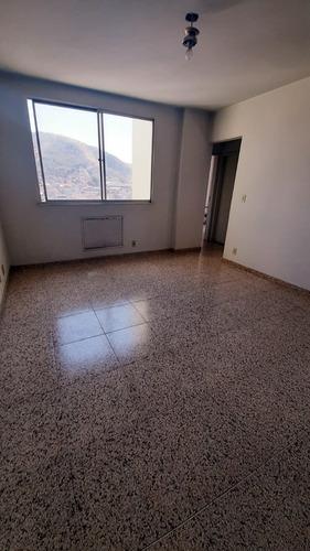 Imagem 1 de 15 de Apartamento Grande Com 2 Quartos Área À Venda-  Cascadura - Com Habite-se - Aea2401