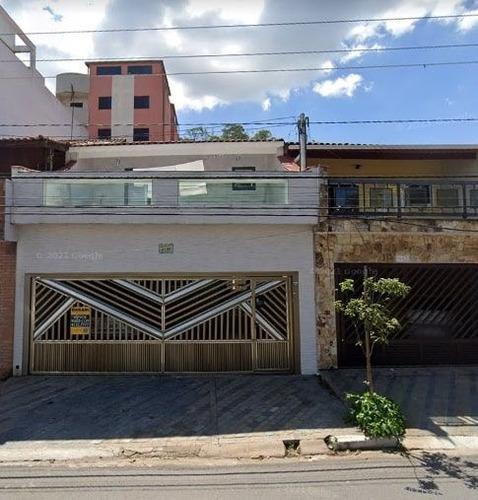 Imagem 1 de 25 de Sobrado Com 3 Dormitórios À Venda, 196 M² - Parque Terra Nova Ii - São Bernardo Do Campo/sp - So17379