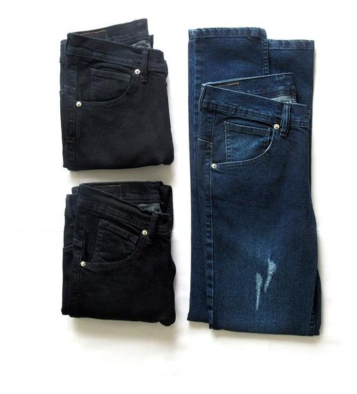 Oferta Flash Pantalones Jeans Para Damas, Niños Y Caballeros