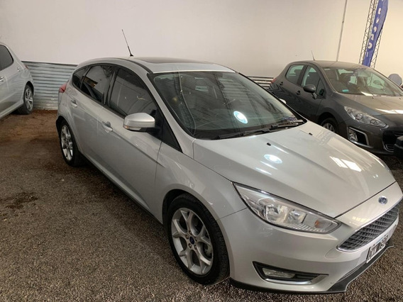 Ford Focus Iii Se 5ptas Impecable Permuto Balboroca