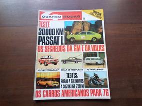 Revista Quatro Rodas - Teste Rural Ford