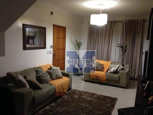 Sobrado Com 3 Dormitórios À Venda, 140 M² Por R$ 621.000,02 - Jardim Santa Clara - Guarulhos/sp - So0253