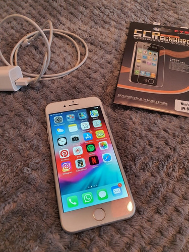 iPhone 8 64gb Pantalla No Original,excelente Estado Oferta