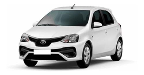 Toyota Etios 2019 1.5 X Plus 16v Aut. 5p