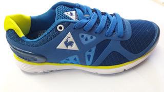 Zapatillas Le Coq Sportif Nouveau M Running Envios Azules