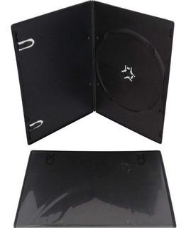 Cajas De Dvd Slim 7mm X 50 Unidades