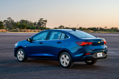 Chevrolet Onix Plus Premier 1.0n Turbo Automático 4p 2021 Mi