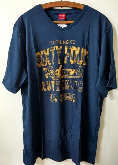 Camiseta Camisa Masculina Plus Size G1 G2 G3 G4 Extra Grande