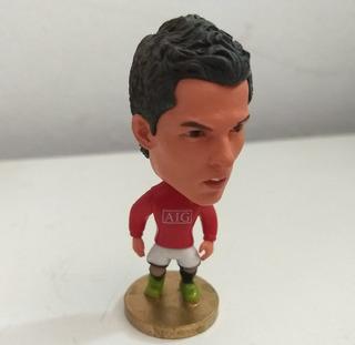Muñeco Cabezones Futbol Cristiano Ronaldo Manchester Utd