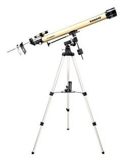 Telescopio Tasco 675x60 Luminova Series 60mm Refractor
