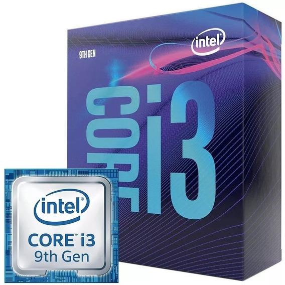 Processador Intel Core I3 9100f Lga 1151 Box I3 9100f