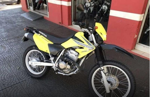Honda Xr 250 Tornado   9922