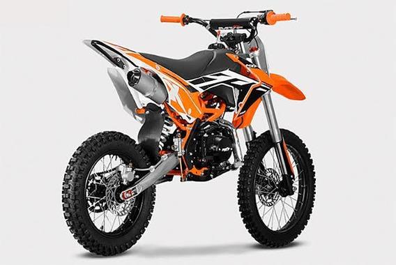 Moto Cross 125 Mxf