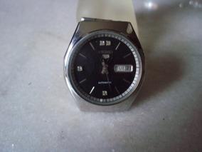 Relógio Seiko Preto