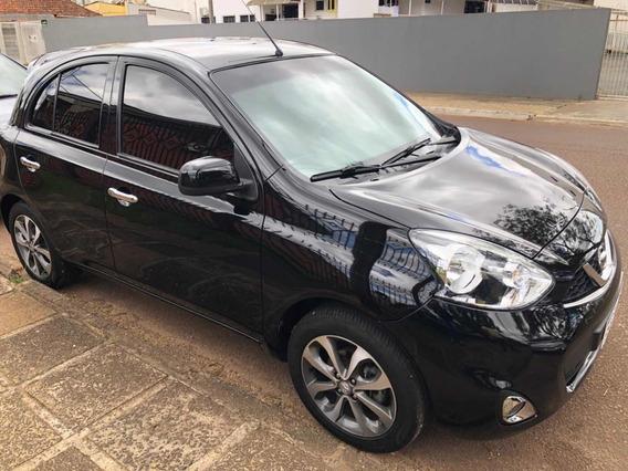 Nissan March 1.6 16v Sl 5p 2015