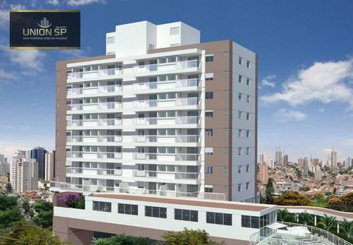 Apartamento Com 2 Dormitórios À Venda, 65 M² Por R$ 635.000,00 - Pompeia - São Paulo/sp - Ap45617