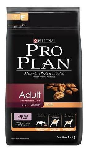 Proplan Perro Adulto Cordero Y Arroz 15.9 Kg Pro Plan