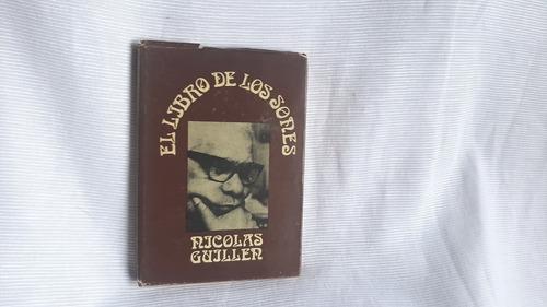 Imagen 1 de 7 de El Libro De Los Sones Nicolas Guillen Letras Cubanas