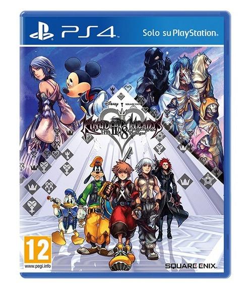 Kingdom Hearts 2.8 Ps4 Lacrado