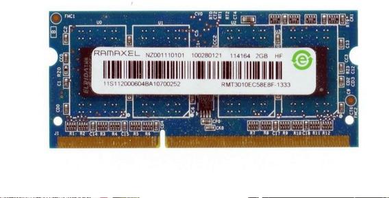 Memoria Ram 2 Gb 1rx8 Pc3 10600s (xam)