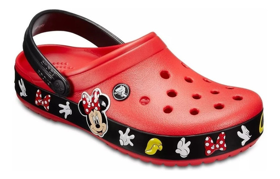 Crocband Minnie Ii Clog