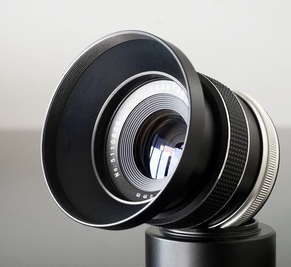 Lente 35mm F 2.8 Exaktar, Rosca M42 , Sony\ Micro 4-3 \canon