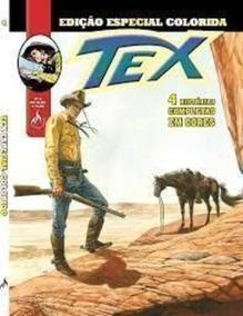 Livro Tex N° 4 Mythos