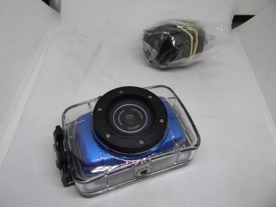 Mini Camera Aquatica Digital - Proteste - F3.1 F=9.3mm -