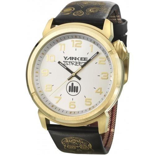 Relógio Yankee Street Dourado Ys30443b