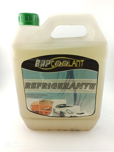 Refrigerante Marca Bap Coolant 3,785 L