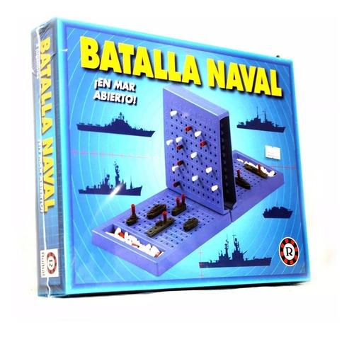 Batalla Naval Ruibal Juego De Mesa Microcentro Lelab