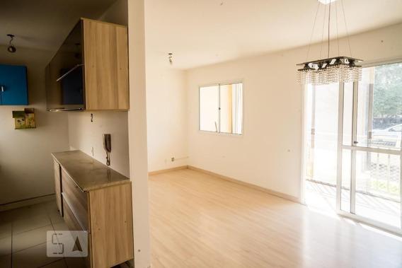 Apartamento No 1º Andar Com 2 Dormitórios E 1 Garagem - Id: 892949975 - 249975