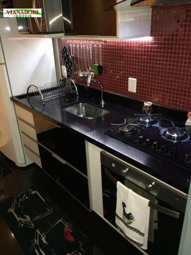 Imagem 1 de 7 de Apartamento  Vila Endres, Guarulhos. - Ap0866