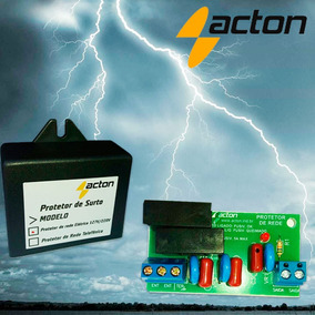 Protetor De Rede Elétrica Contra Surto Bivolt Dps