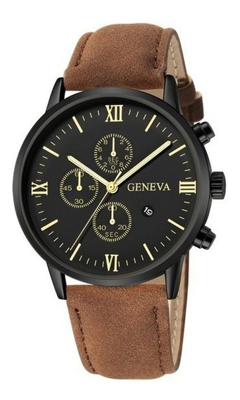 Relógio Geneva Casual