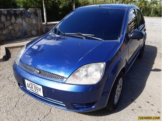 Ford Fiesta 1.6 Automatico