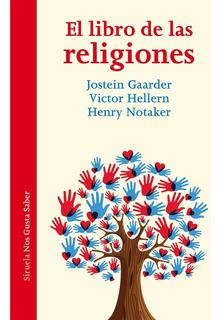 El Libro De Las Religiones - Td, Jostein Gaarder, Siruela #
