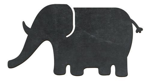Imagen 1 de 5 de Pizarra Pizarrón Elefante - Decoración Cuarto Niño Niña